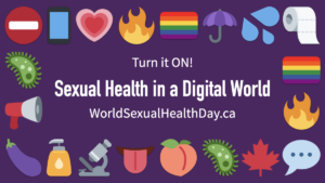 For World Sexual Health Day, GetCheckedOnline